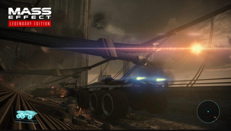 Mass Effect Legendary Edition gameplay