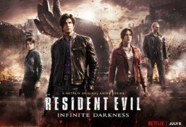 Infinite Darkness Netflix