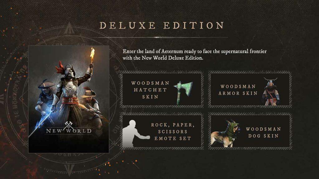 New World Deluxe