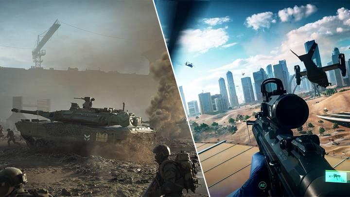 gameplay battlefield 2042